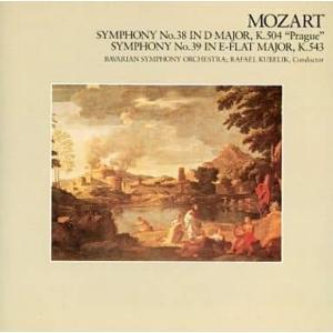 (CD)クーベリック/モーツァルト:交響曲第38番「プラーハ」&39番|collectionmall