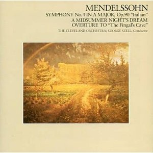(CD)セル/メンデルスゾーン:交響曲第4番「イタリア」|collectionmall