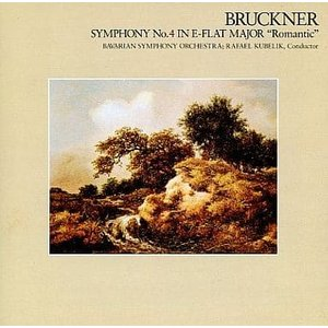 (CD)クーベリック/ブルックナー:交響曲第4番「ロマンティック」|collectionmall
