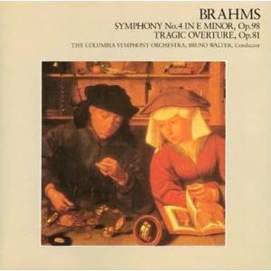 (CD)ワルター/ブラームス:交響曲第4番&悲劇的序曲|collectionmall