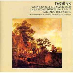 (CD)セル/ドヴォルザーク交響曲第8番「イギリス」&スラヴ舞曲集|collectionmall