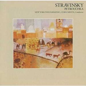 (CD)メータ/ストラヴィンスキー:ペトルーシュカ|collectionmall