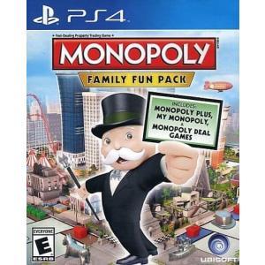 北米版 MONOPOLY[FAMILY FUN PACK] (国内本体可)|collectionmall