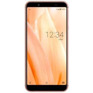 (携帯・スマートフォン)スマートフォン AQUOS sense3 basic 32GB(au/ライトカッパー)(SHV48)(管理J5545) collectionmall