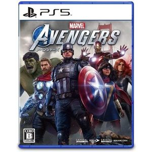MARVEL'S AVENGERS アベンジャーズ|collectionmall