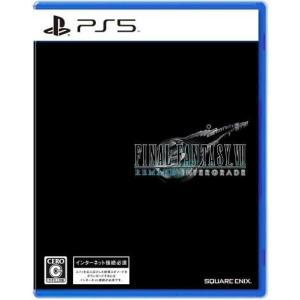 (PS5)ファイナルファンタジーVII リメイク インターグレード(管理:J0979) collectionmall