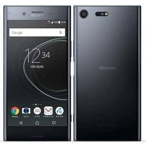 (携帯・スマートフォン)Xperia XZ Premium SO-04J(Deepsea Black)(ASO49766)(管理J2032) collectionmall