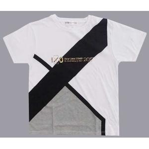 (衣類(男性))Hey! Say! JUMP Tシャツ ホワイト 「Hey! Say! JUMP I/Oth Anniversary collectionmall