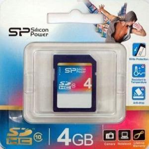 (オーディオ)SDHCカード 4GB(SP004GBSDH010V10)(管理J4251) collectionmall