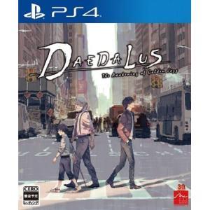 (PS4) ダイダロス:ジ・アウェイクニング・オブ・ゴールデンジャズ (管理:N406124)|collectionmall