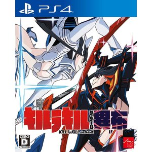 (PS4)キルラキル ザ・ゲーム -異布-(管理:406334)|collectionmall