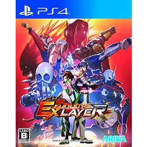 (PS4) ファイティングEXレイヤー (管理:N406114)|collectionmall