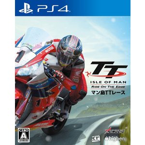 (PS4) TT Isle of Man (マン島TTレース) :Ride on the Edge (管理:N405833)|collectionmall