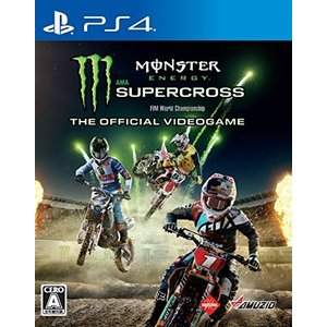 (PS4) Monster Energy Supercross The Official Videogame (管理:N405813)|collectionmall