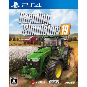 (PS4) ファーミングシミュレーター19 (管理:N406171)|collectionmall