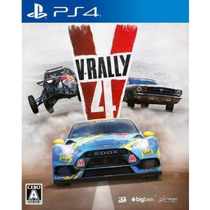 (PS4) V-Rally 4 (管理:N406261)|collectionmall