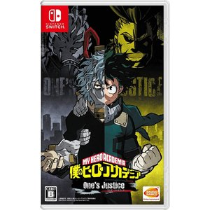 (Switch) 僕のヒーローアカデミア One's Justice (管理:N381645)|collectionmall