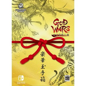 (Switch) GOD WARS(ゴッドウォーズ) 日本神話大戦 数量限定版 (管理:N381606)|collectionmall