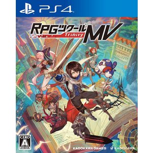 (PS4) RPGツクールMV Trinity (管理:N406082)|collectionmall