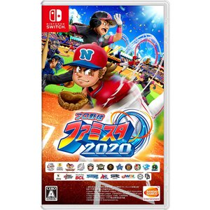 (Switch)プロ野球 ファミスタ 2020(管理:382205)|collectionmall