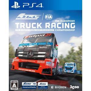 (PS4)FIA ヨーロピアン・トラックレーシング・チャンピオンシップ(管理:406433) collectionmall