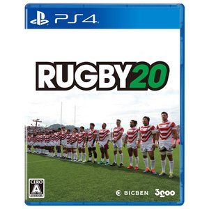 (PS4)RUGBY 20(管理:406526) collectionmall