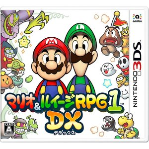 (3DS) マリオ&ルイージRPG1 DX (管理:N410764)|collectionmall