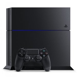 PlayStation 4 ジェット・ブラック 1TB (CUH-2200BB01) (管理:N473049)|collectionmall