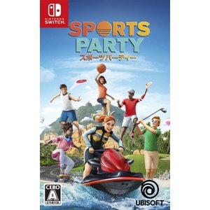 (Switch) スポーツパーティー (管理:N381705)|collectionmall