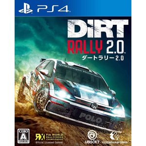 (PS4) DiRT Rally 2.0(ダートラリー2.0) (管理:N406268)|collectionmall