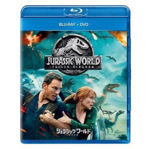 (Blu-ray) ジュラシック・ワールド / 炎の王国 ブルーレイ+DVDセット(管理:276615)|collectionmall