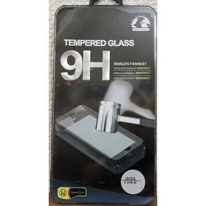 強化ガラスフィルム iPhone5/iPhone5s TEMPERED GLASS 9H 0.25mm スーパークリア|collectionmall