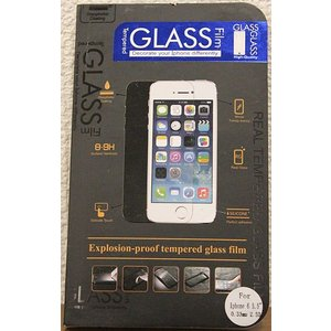 強化ガラスフィルム iPhone6 plus/iPhone6s plus GLASS Film Explosion-proof temperred glass film グラス|collectionmall