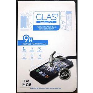 強化ガラスフィルム iPhone4/iPhone4s 9H HARDNESS TEMPERED GLASS SLIM|collectionmall