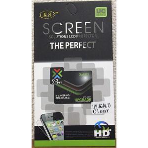 保護フィルム iPhone6/iPhone6s (Clear) SCREEN SOLUTION LCD PROTECTOR THE PERFECT|collectionmall