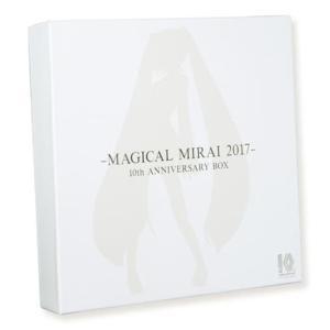 (Blu-ray)初音ミク/初音ミク「マジカルミライ 2017」初音ミク10周年記念盤 [完全生産限定(管理:J3230) collectionmall
