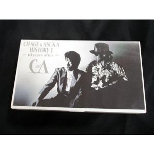 (中古) HISTORY1~10 years af / チャゲ&飛鳥  (VHS)|collectionmall