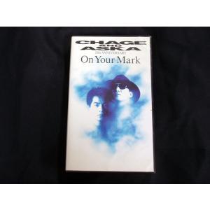 (中古) On Your Mark CHAGE&ASKA 15th ANIVERSARY (VHS)|collectionmall