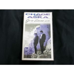 (中古) CHAGE&ASUKA/Go To Eleven〜GUYS (VHS)|collectionmall