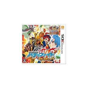(3DS) フューチャーカード バディファイト 友情の爆熱ファイト! (管理:410504)