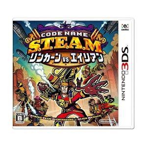 (3DS) Code Name: S.T.E.A.M. リンカーンVSエイリアン (管理:41051...