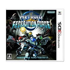 (3DS) メトロイドプライム フェデレーションフォース (管理:410660)