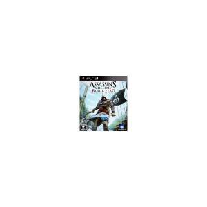 (PS3) アサシン クリード4 ブラック フラッグ  (管理:401435)
