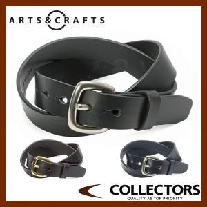 ARTS&CRAFTS アーツアンドクラフツ BRIDLE BELT ブライドルレザーベルト|collectors