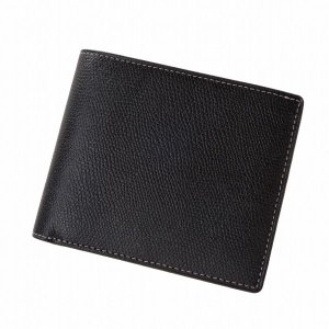 Morpho モルフォ Helena ヘレナ Esprit 二つ折り財布 ブラック 3491|collectors
