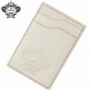 オロビアンコ パスケース 定期入れ ホワイト Orobianco ORPA-001|collectors
