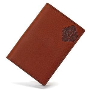 オロビアンコ パスケース ブラウン ORPA-002|collectors