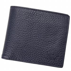 【新古品】オロビアンコ 【Firippo11】 2つ折り財布(コインケース付) ネイビー|collectors
