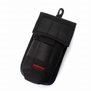 ブリーフィング マルチケース ブラック BRIEFING PP-5 ナイロン BRF098219-010|collectors
