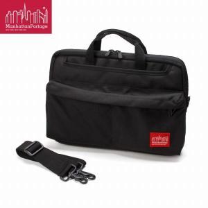 マンハッタンポーテージ ブリーフケース  ブラック Manhattan Portage  Convertible Laptop Bag Deluxe モバイル  MP1731|collectors